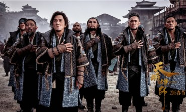 Jackie Chan, John Cusack, Adrien Brody Star in the Theatrical Trailer for 'Dragon Blade'