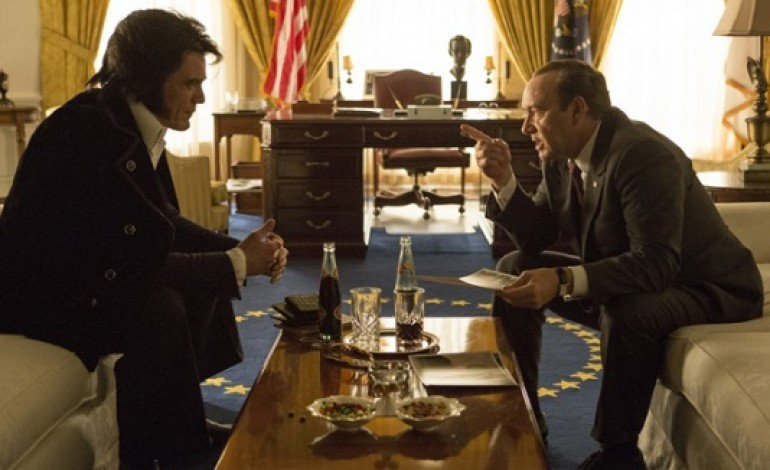 Amazon Enters the Movie Business with 'Elvis & Nixon'