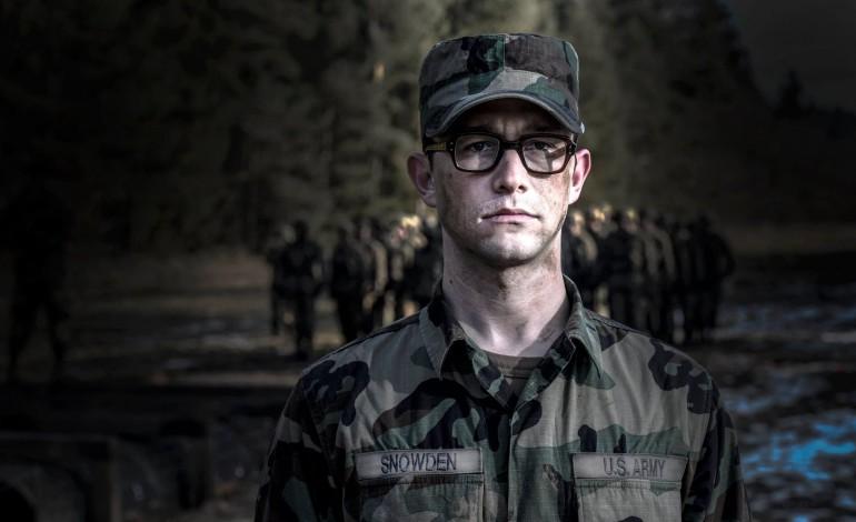 'Snowden' Teaser Surfaces