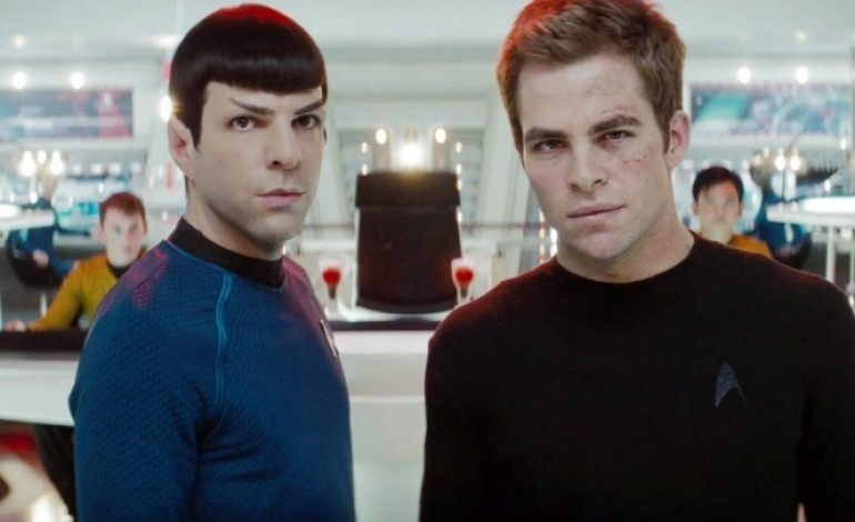 Chris Pine and Zachary Quinto Officially Sign On to Fourth 'Star Trek'