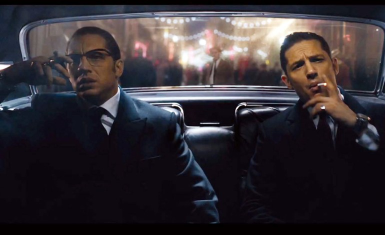 Tom Hardy Plays Off Himself in the New 'Legend' Trailer