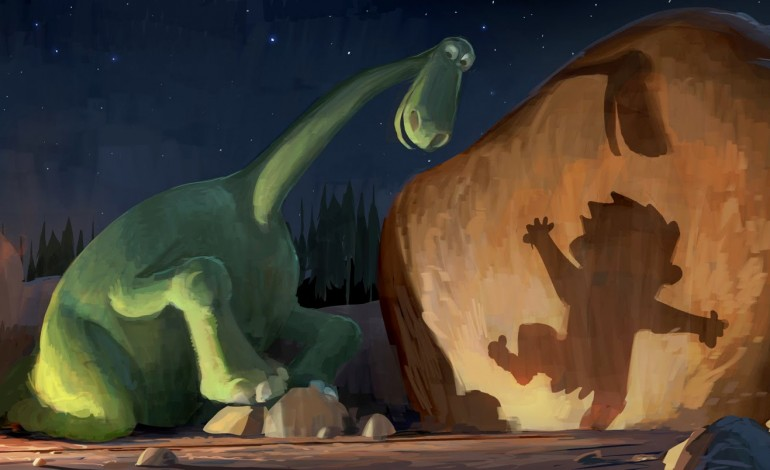 First Teaser for Pixar's 'The Good Dinosaur' Surfaces