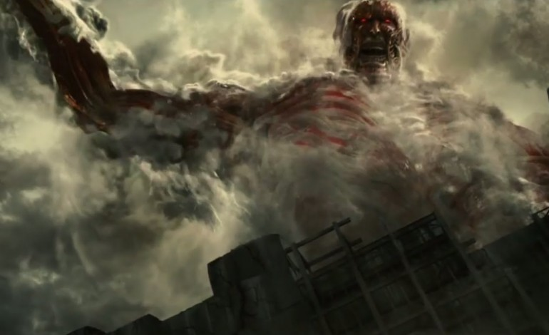 New 'Attack On Titan' Trailer Features Titans Attacking
