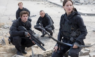 First Poster and Promo Photos Revealed for 'The Hunger Games: Mockingjay - Part 2'