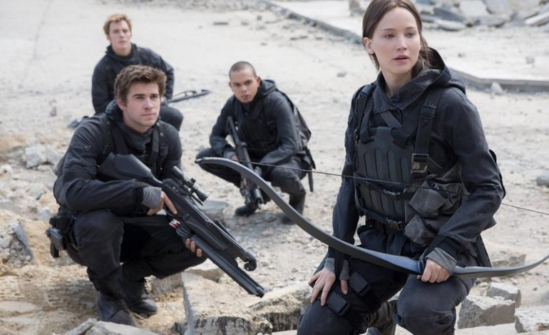 First Poster and Promo Photos Revealed for 'The Hunger Games: Mockingjay – Part 2′