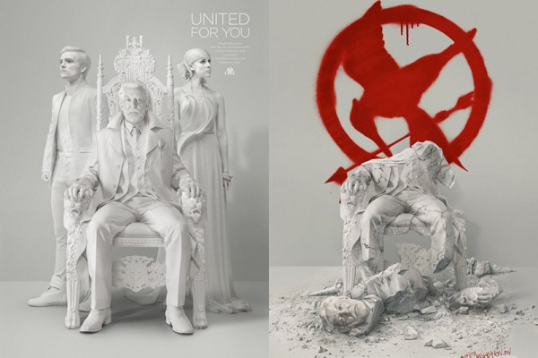 mockingjay posters
