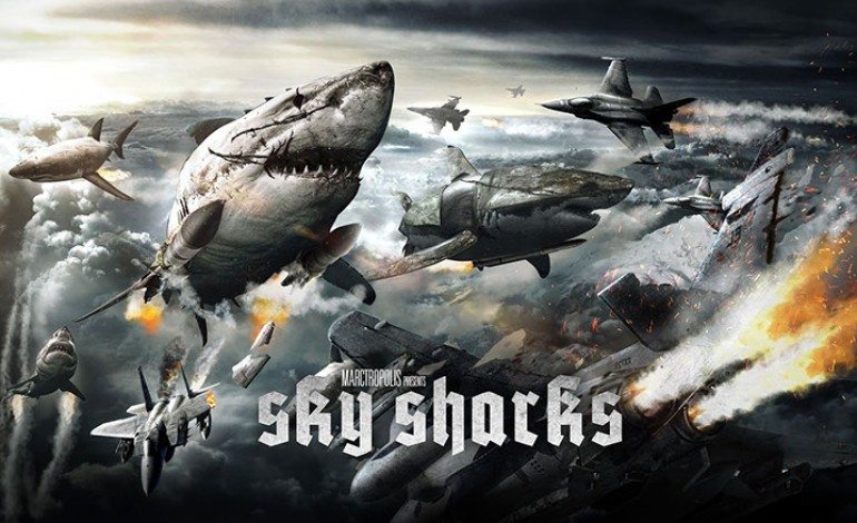 There's Still Time to Fund 'Sky Sharks'