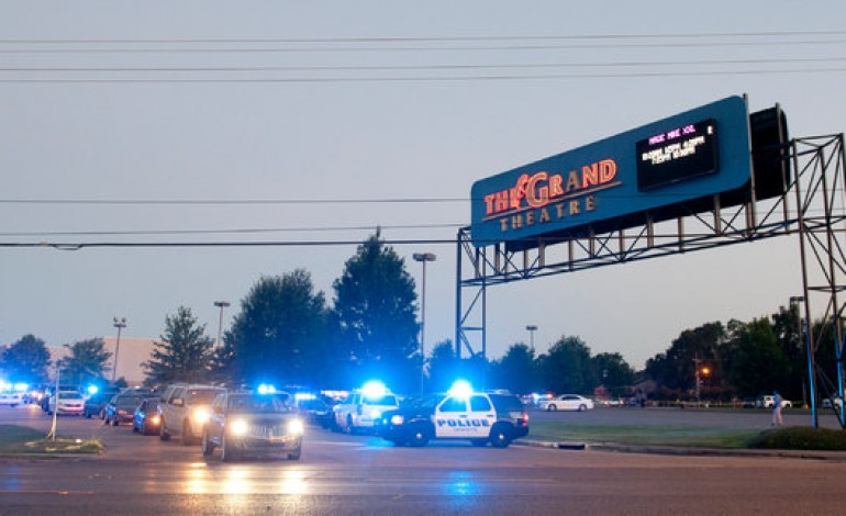 Tragic Shooting Takes Place at a Louisiana Movie Theater; Three Confirmed Dead
