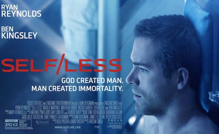 Movie Review –'Self/less'