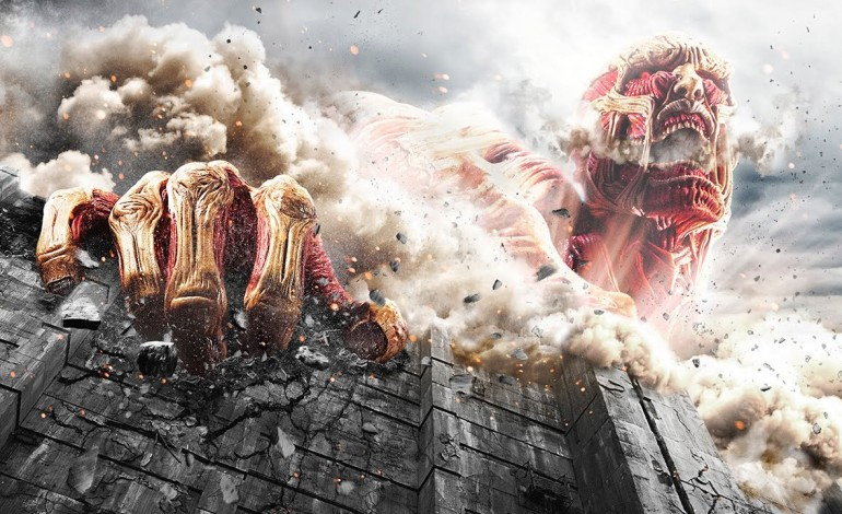 New 'Attack On Titan' Trailer Has More Titans and More Attacks