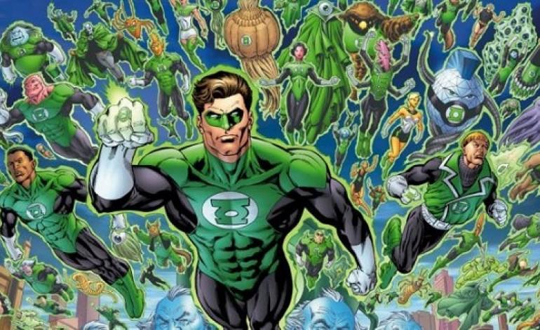 Warner Bros. Partner David S. Goyer, Justin Rhodes for 'Green Lantern Corps'
