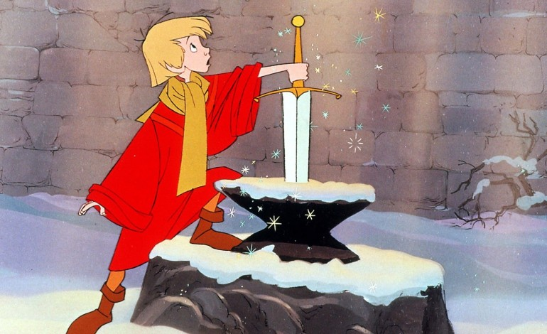 A 'Sword in the Stone' Live-Action Remake Is Next for Disney
