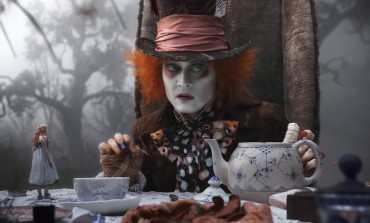 New 'Alice Though the Looking Glass' Posters Revealed