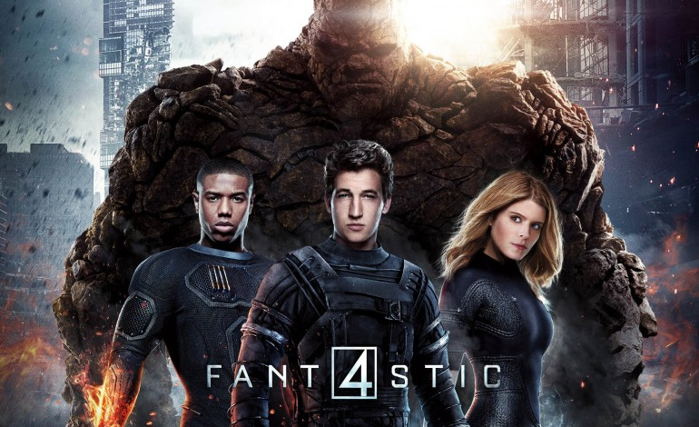 'Fantastic Four' Flames Out, Puts Franchise in Doubt