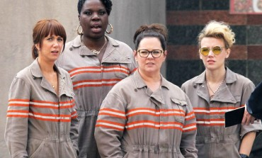 'Ghostbusters' Reboot Wraps Up Filming