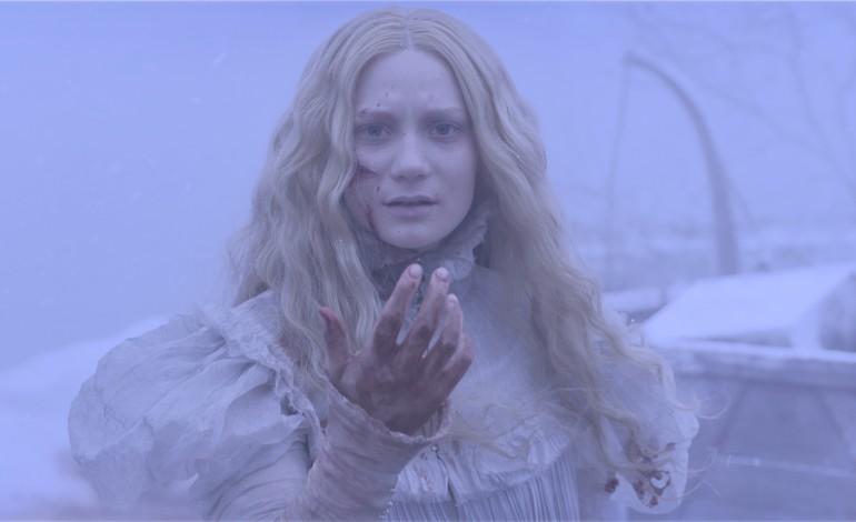 Movie Review – 'Crimson Peak'