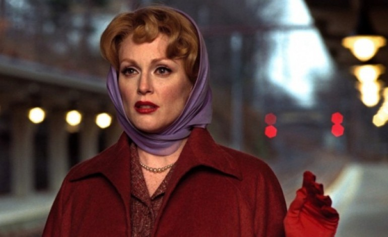 Julianne Moore to Reunite with Director Todd Haynes