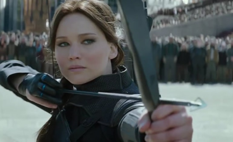 Weekend Box Office: 'Mockingjay – Part 2′ Leads With Franchise Low