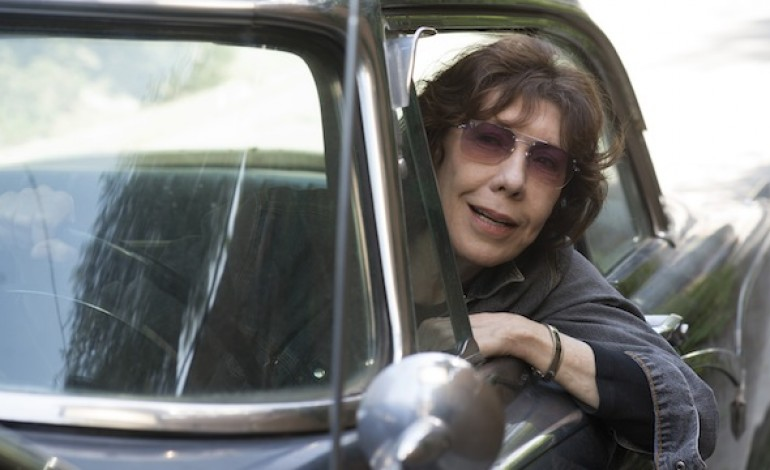 Consider This – Lily Tomlin in 'Grandma'