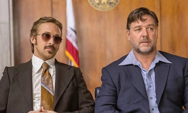 Check Out the Hilarious Red Brand Trailer of 'The Nice Guys' Starring Ryan Gosling and Russell Crowe