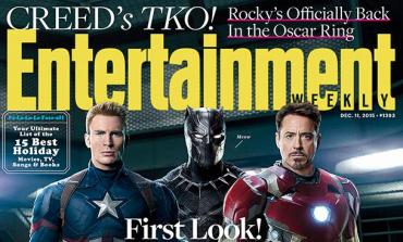 EW Reveals Best Look Yet at 'Captain America: Civil War'