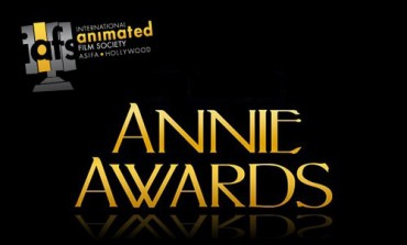 43rd Annual Annie Awards Nominations Announced