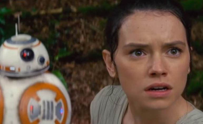'Star Wars' Shatters Christmas Day Box Office Record