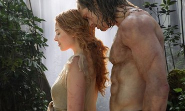 Official Teaser and Poster Revealed for 'The Legend of Tarzan'