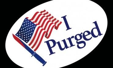 """""""I Purge To Keep My Country Great"""""""
