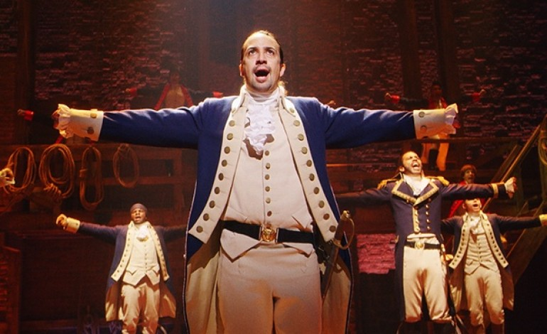 """Lin-Manuel Miranda May """"Chim-Chim Cher-ee"""" From Broadway Smash 'Hamilton' to 'Mary Poppins' Sequel"""