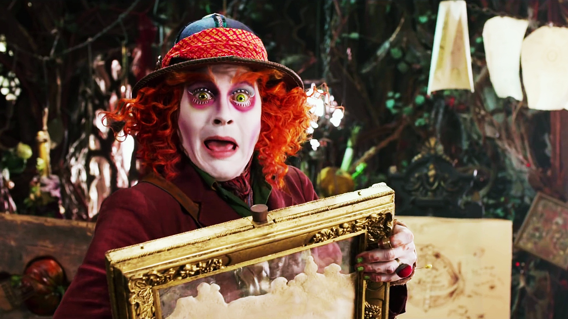 New Alice Through The Looking Glass Trailer Pokes Fun At