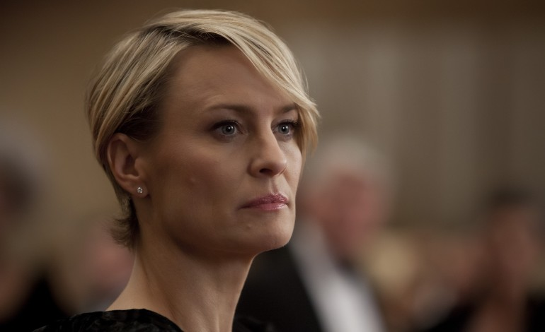 Robin Wright Joins 'Blade Runner' Sequel