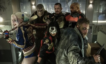 Rollicking New 'Suicide Squad' Trailer Debuts at MTV Movie Awards