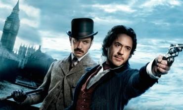 James Coyne Named New Scribe on 'Sherlock Holmes 3'