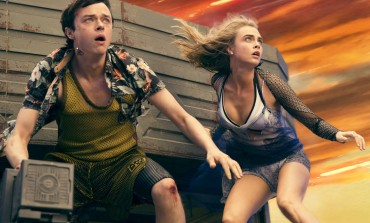 Luc Besson Shares Pictures of His Latest Sci-Fi Film 'Valerian'
