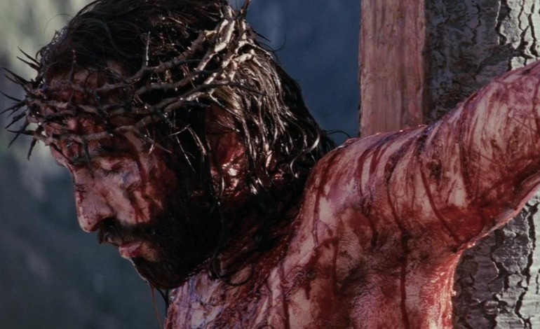 a review of the controversial movie the passion of the christ The passion of the christ convincing some movie chains not to show the film controversial biblical movies.