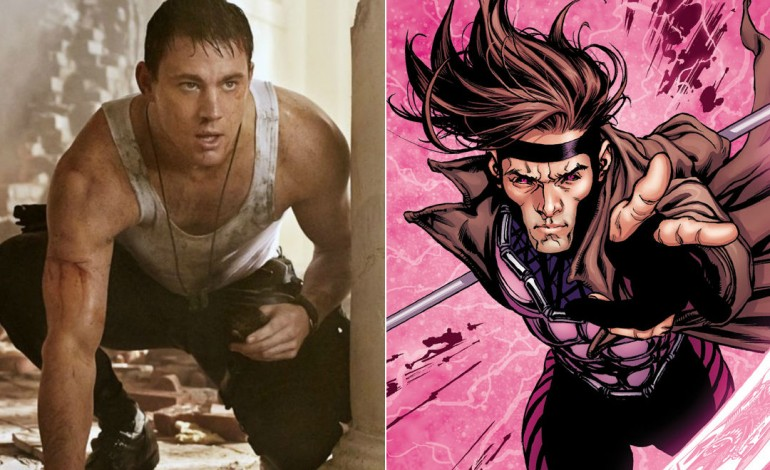 Doesn't anyone want to direct the Gambit movie?