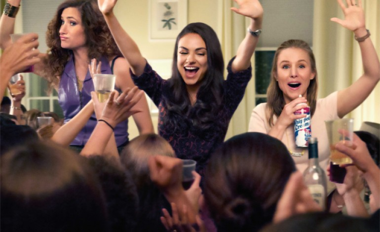 Holiday-Themed Sequel to 'Bad Moms' Fast-Tracked