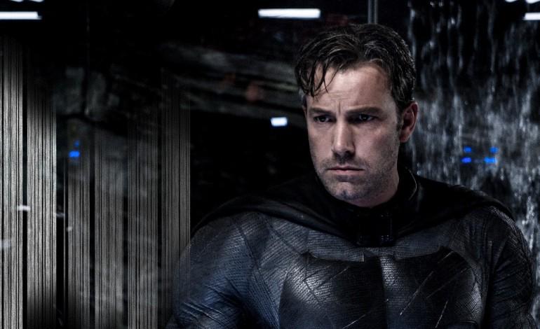 Ben Affleck Stepping Down as Director of 'The Batman'
