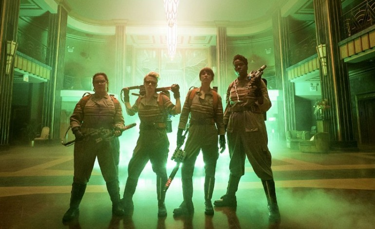 Movie Review – 'Ghostbusters'