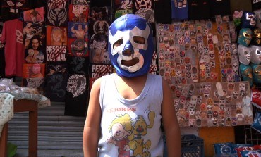 Watch Some Real Life Flying Masked Men in 'Lucha Mexico'