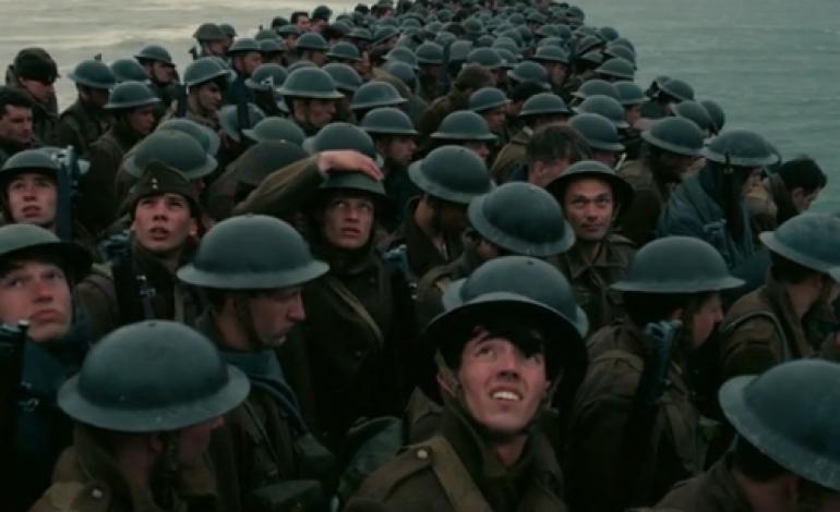 First Teaser Released for Christopher Nolan's 'Dunkirk'