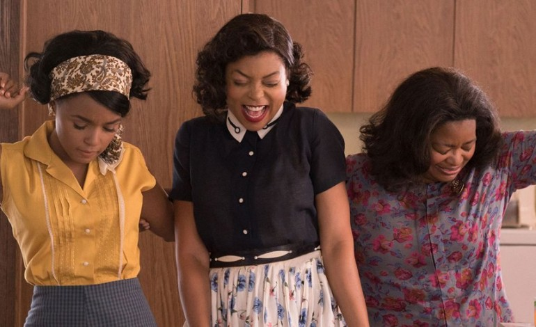 'Hidden Figures' Surprises With Top Prize Win at SAG Awards