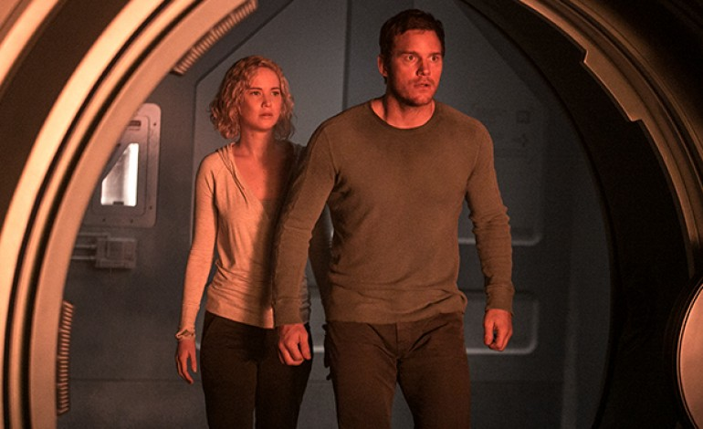 Check Out the New Trailer for 'Passengers'