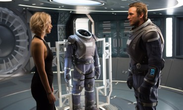 Check Out the First Trailer for 'Passengers' Starring Chris Pratt and Jennifer Lawrence