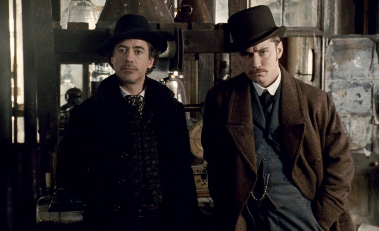 Warner Bros., Robert Downey Jr. Secure Several Writers for 'Sherlock Holmes 3′