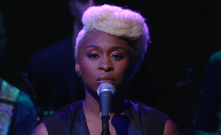 Cynthia Erivo to be Harriet Tubman in Biographical Film