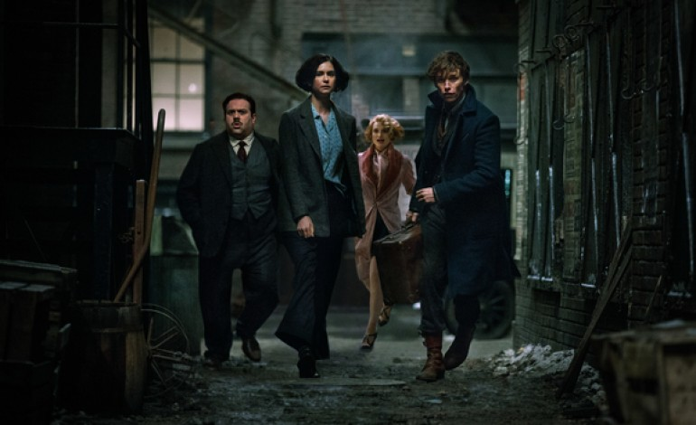 David Yates to Direct All Five 'Fantastic Beasts' Films
