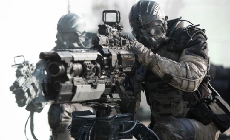 Netflix Acquires Sci-Fi 'Spectral'