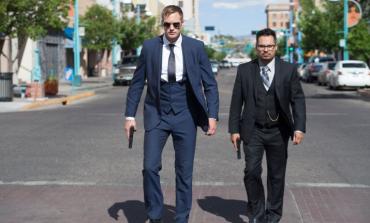 Alexander Skarsgård and Michael Peña Declare 'War on Everyone'